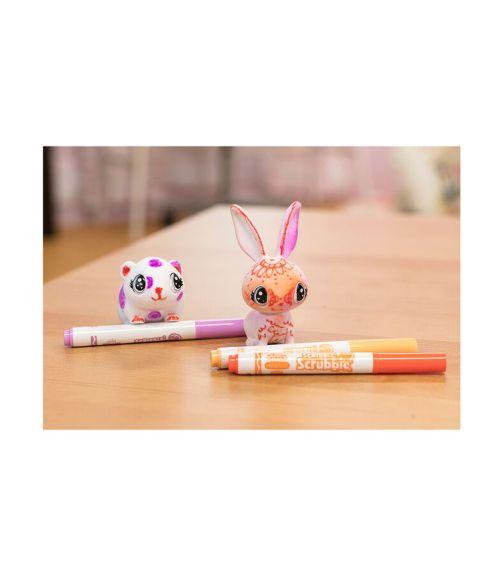 CRAYOLA Scribble Scrubbie Pets Rabbit & Hamster