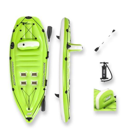 BESTWAY Hydro-Force Koracle Fishing Boat