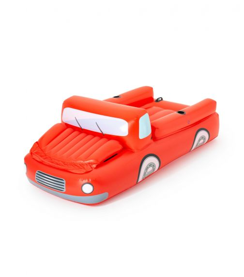 BESTWAY Hydro-Force Red Truck Lounge 280X149cm