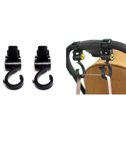 SUNVENO Rotating Stroller Hook