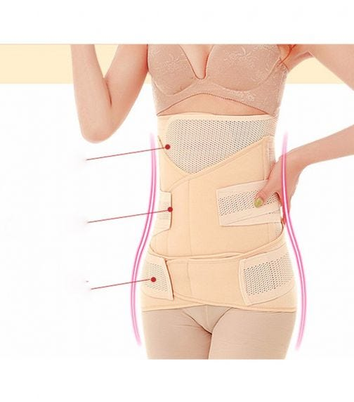 SUNVENO 3 In 1 Adjustable Maternity Belt - Extra Large