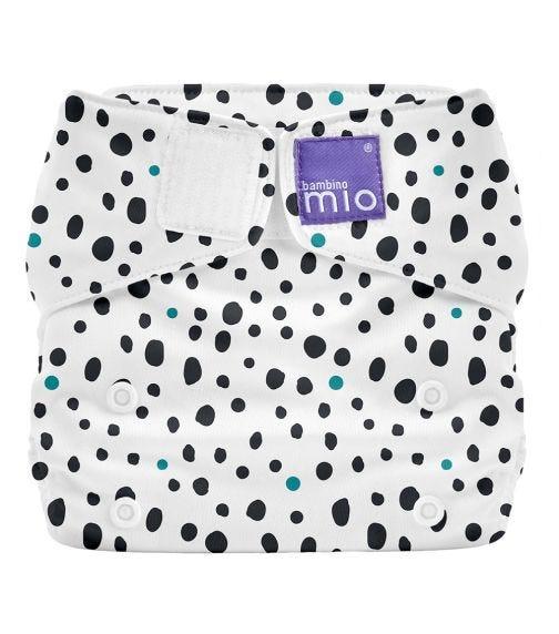 BAMBINO MIO Reusable Nappy Dalmatian Dots
