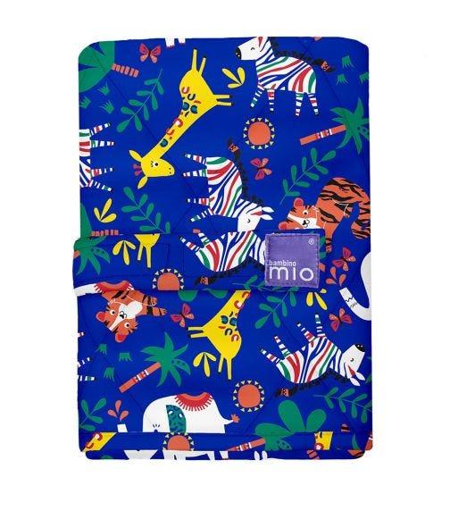 BAMBINO MIO Change Mat Safari Celebration Blue