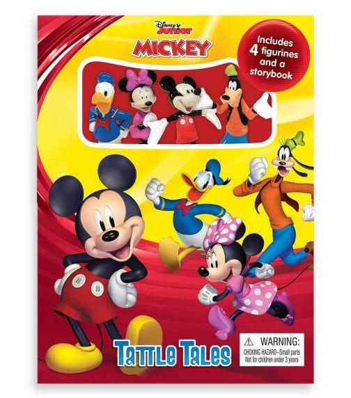 PHIDAL Disney Mickey Tattle Tales