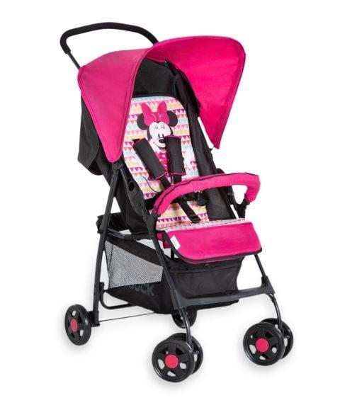 DISNEY Sport Minnie Geo Pink