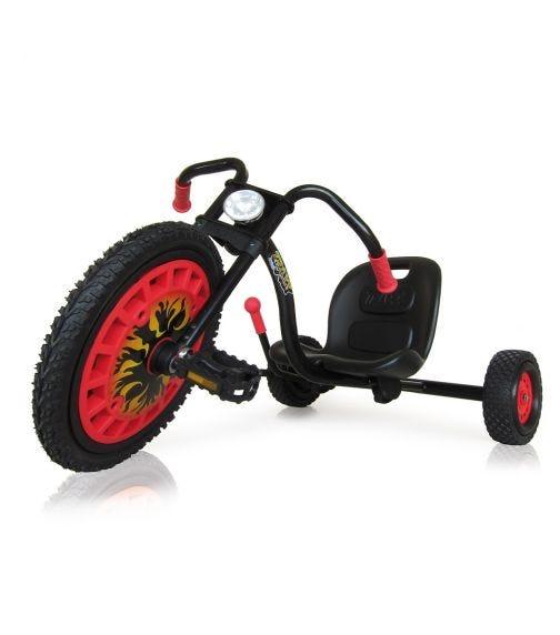 HAUCK Typhoon Go Cart - Black Red