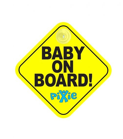 PIXIE Baby On Board