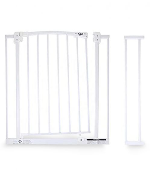 PIXIE Safety Gate With Extension - 10Cm , Set Of 1
