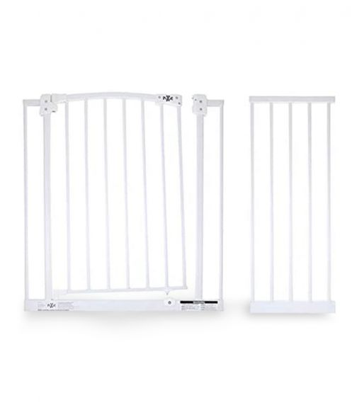 PIXIE Safety Gate With Extension - 30Cm , Set Of 1