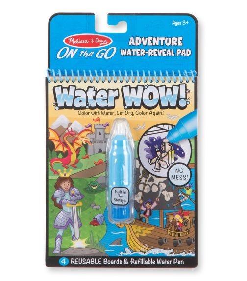 MELISSA&DOUG Water Wow Adventure