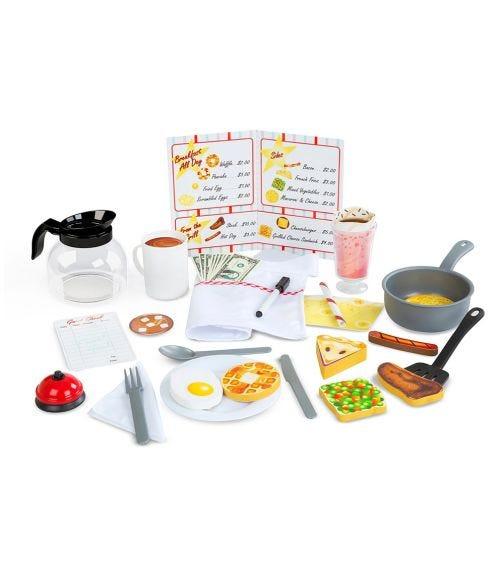 MELISSA&DOUG Star Diner Restaurant Play Set