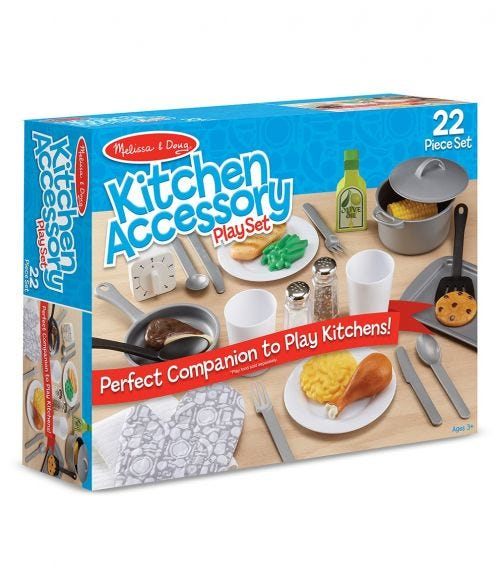 MELISSA&DOUG Kitchen Accessory Set