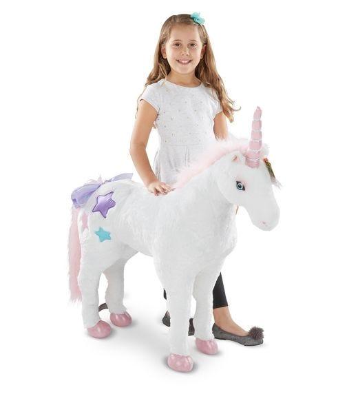 MELISSA&DOUG Unicorn Plush