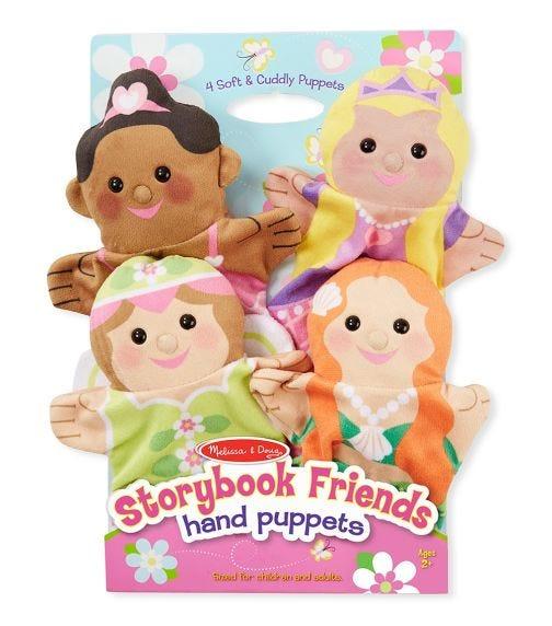 MELISSA&DOUG Storybook Friends Hand Puppets