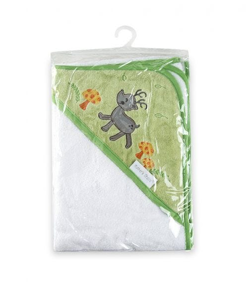 MOTHER'S CHOICE 100% Cotton 320G Hooded Towel