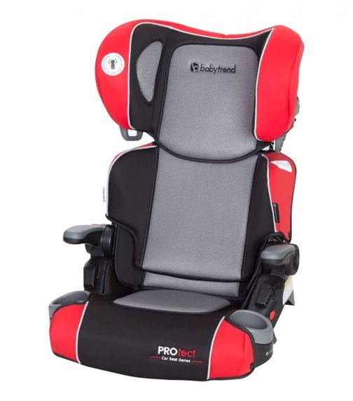 BABYTREND Protect Car Seat Series Yumi 2In1 Folding Booster
