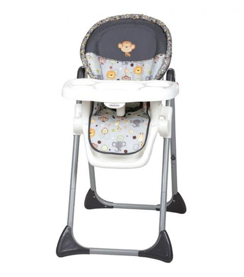BABYTREND Sit-Right 3 In 1 High Chair Bobble Heads
