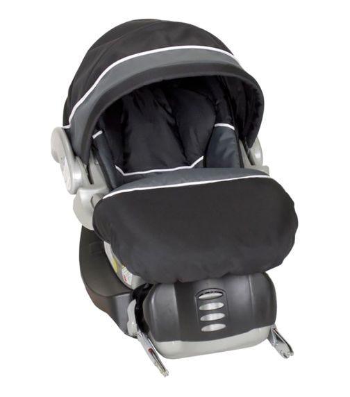 BABYTREND Flexloc Infant Car Seat Onyx