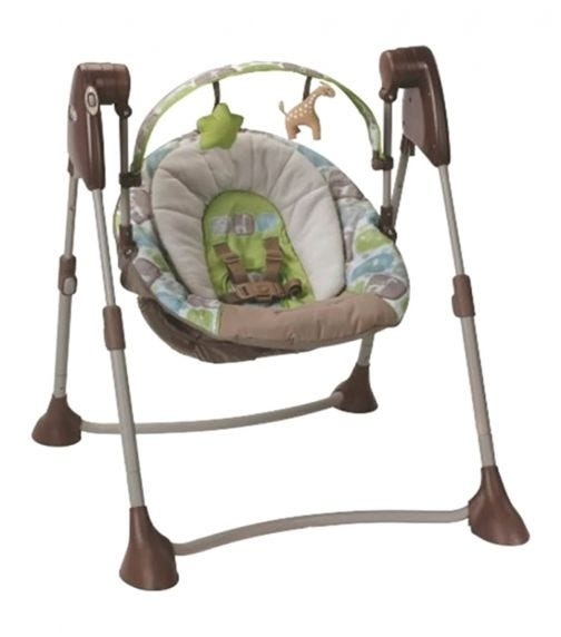 GRACO Swing By Me Sequoia