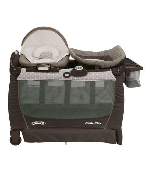 GRACO Pack 'N Play Snuggle Suite LX Abbington