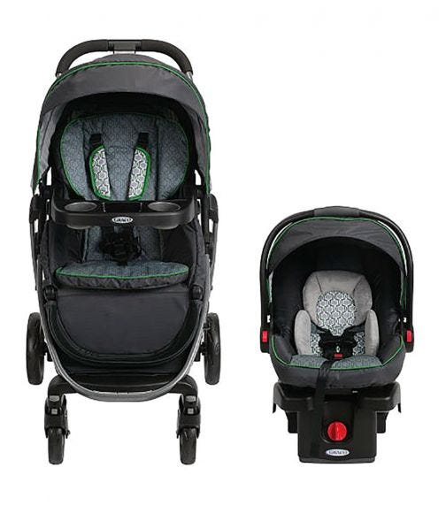 GRACO Modes Click Connect Travel System Trinidad