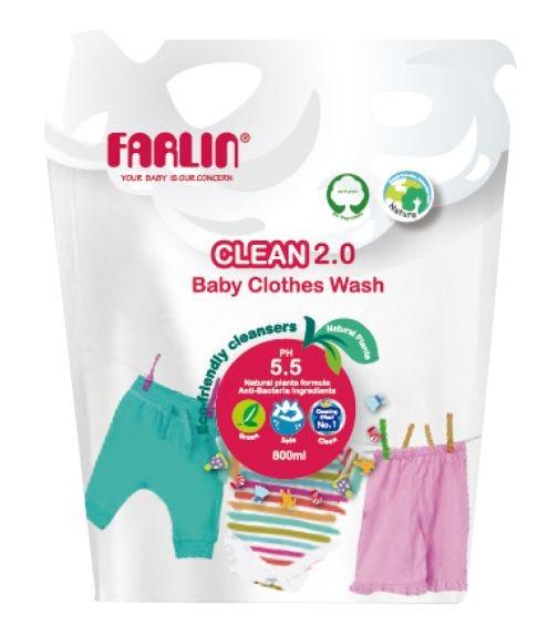 FARLIN Clean 2.0 Clothes Wash 800 ML