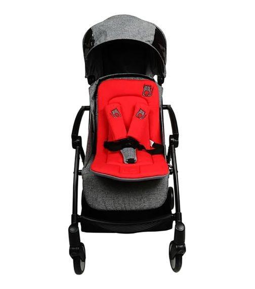 UBEYBI Stroller Cushion Set Red/Grey