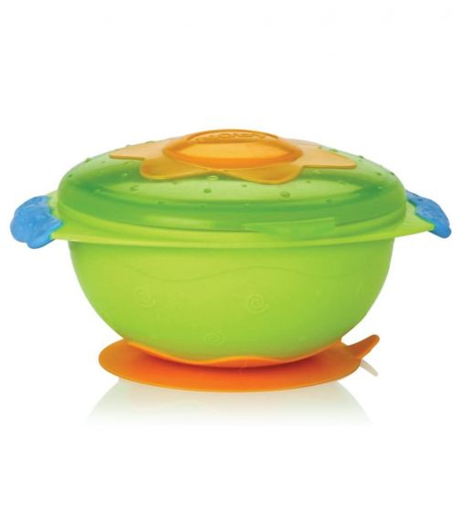 NUBY Bowl With Suction Ring 2 Pieces