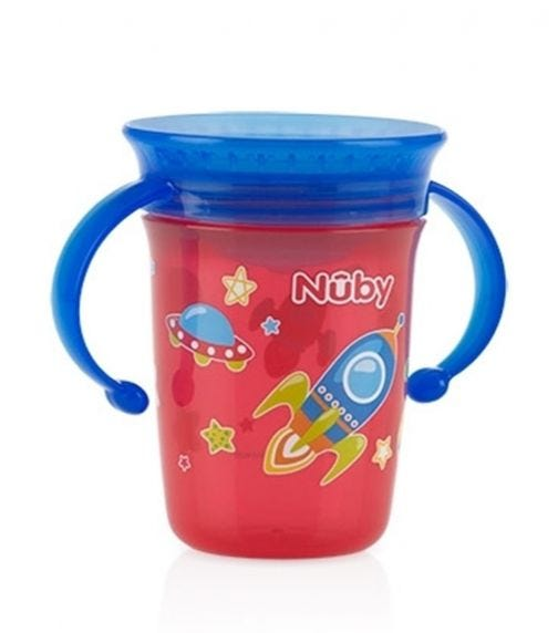NUBY Flipit Cup Made With Tritan 300ML