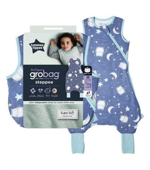 THE GRO COMPANY  Gro Steppee Baby 618 Months 1 Tog Dreamy Ollie