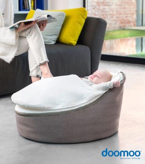 DOOMOO Seat Nest White