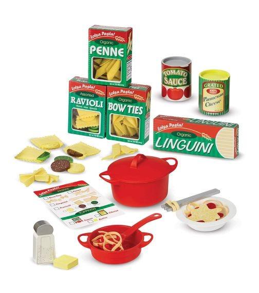 MELISSA&DOUG Prepare & Serve Pasta
