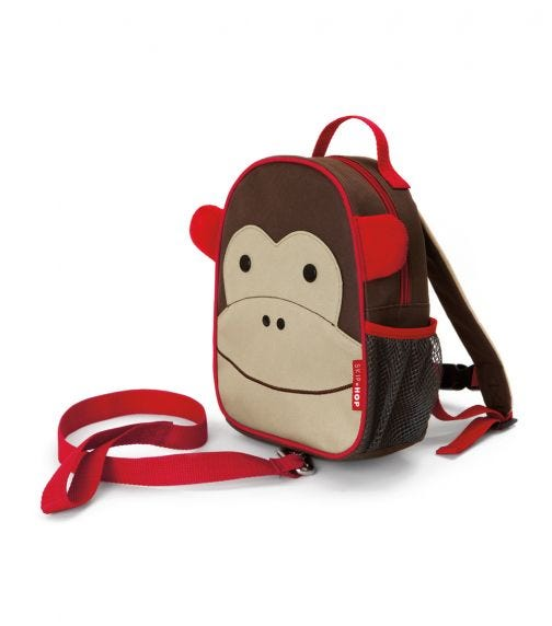 SKIP HOP Zoolet Monkey