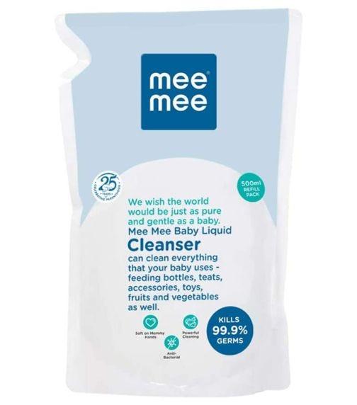 MEE MEE Baby Accessories & Vegetable Liquid Cleanser