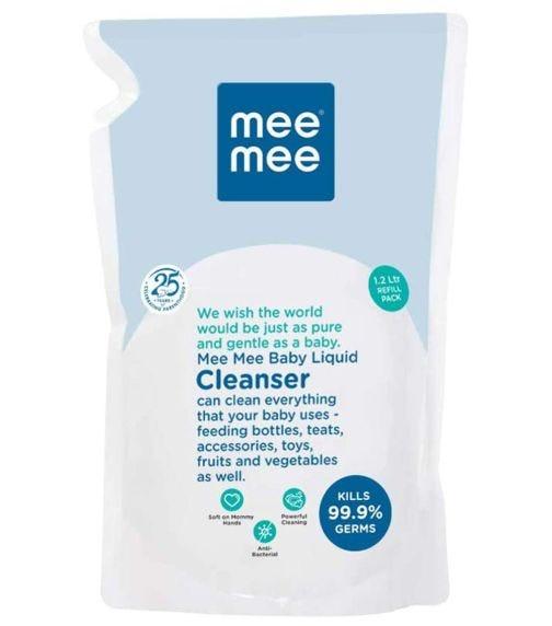 MEE MEE Antibacterial Baby Liquid Cleanser Liter Bottle