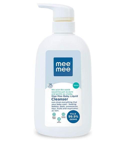 MEE MEE Mild Baby Liquid Laundry Detergent Bottle