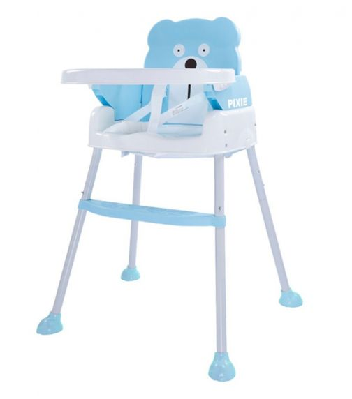 PIXIE Removable 3 In 1 Table And Chair Set 6502 - Blue