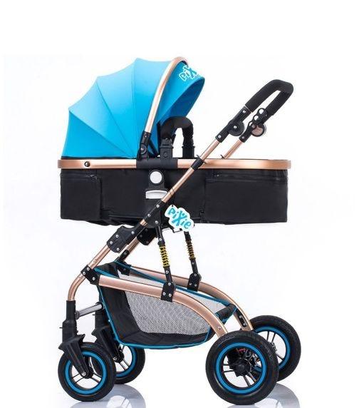 PIXIE Px-Jx562B Smart Twist Rotating Luxury Stroller