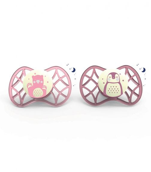 NUVITA Symmetric Pacifiers & Dummies Teethers Soothers