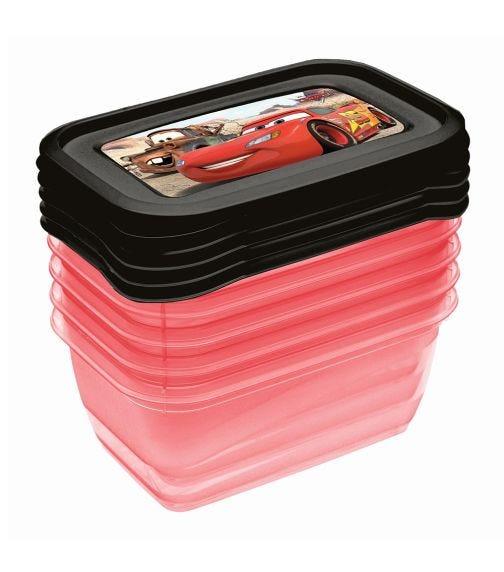 KEEPER Cars Box 5X0.5 L