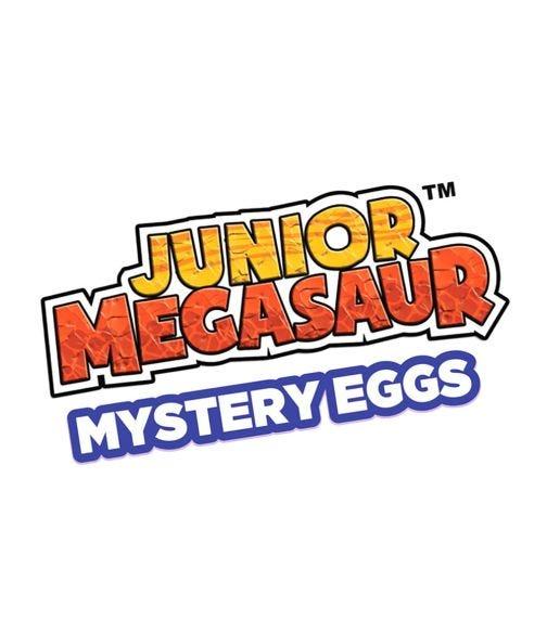 JUNIOR MEGASAUR Mystery Eggs Assorted