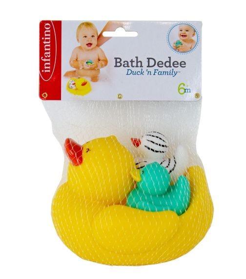 INFANTINO Bath Duck & Family