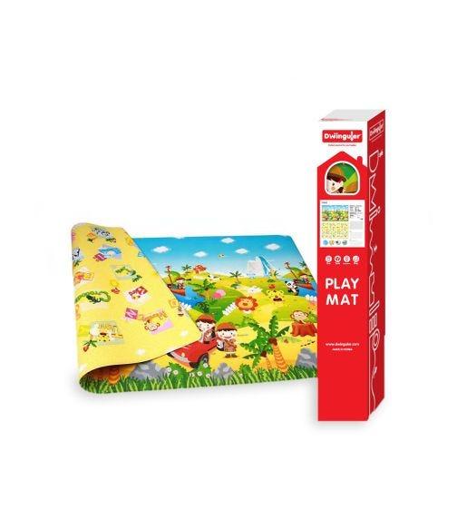 DWINGULAR Kids Play Mat Safari