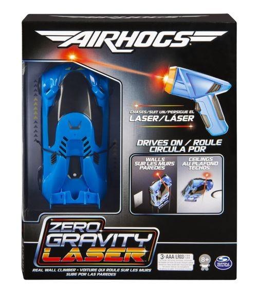AIR HOGS Zero Gravity Laser Racer - Blue