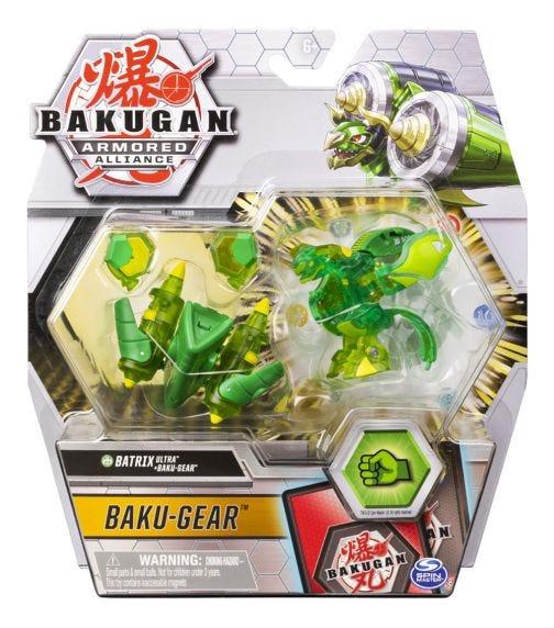 BAKUGAN Ultra With Battle Gear S2 Assortment