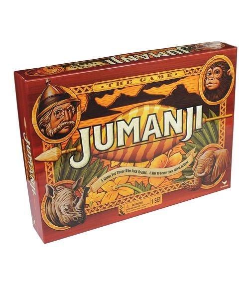 SPIN MASTER Game Jumanji