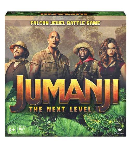 SPIN MASTER Game Jumanji 3 The Next Level