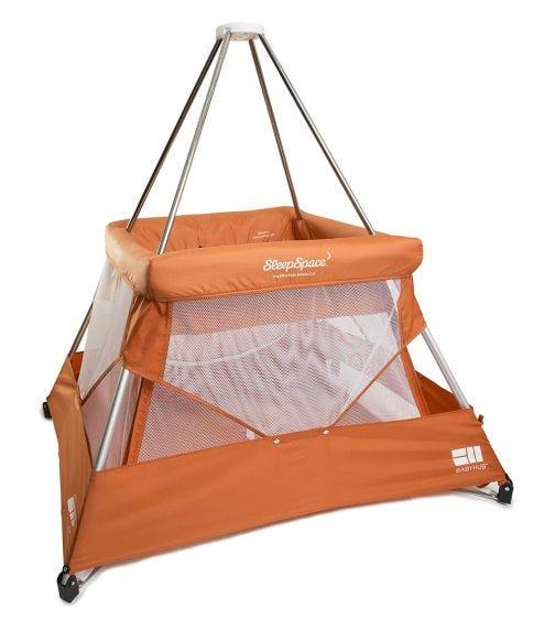 BABYHUB Sleep space Tangerine