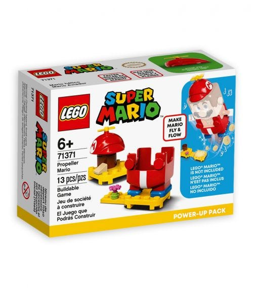 LEGO 71371 Propeller Mario Power-Up Pack