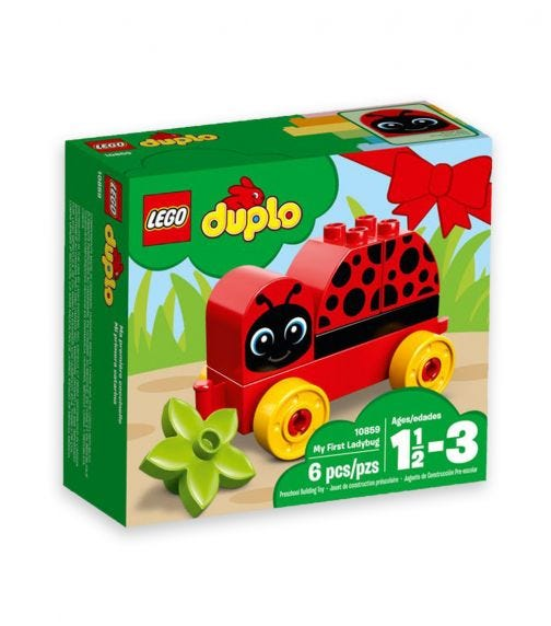 LEGO 10859 My First Ladybug